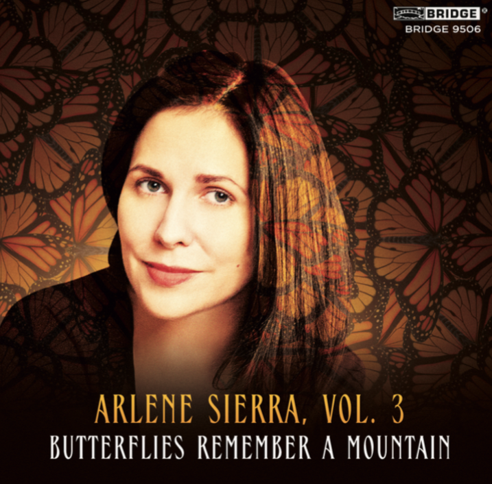 NEW CD Release - Butterflies Remember a Mountain